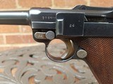 1937 Mauser S/42 Luger P-08 - 4 of 15
