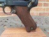 1937 Mauser S/42 Luger P-08 - 8 of 15