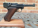 1937 Mauser S/42 Luger P-08 - 1 of 15