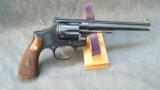 Smith & Wesson K-22 Masterpiece .22LR - 1 of 12