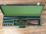 Winchester Model 21, 12 Ga