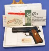 Colt Service Model Ace