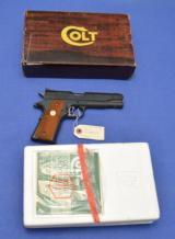 Colt Mark IV / Series 70 Gold Cup National Match