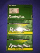 Remington 35 Whelen 3 Boxes