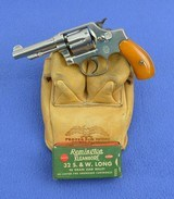 Smith & Wesson 32 Hand Ejector Third Model