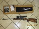 Blaser K95 Black Edition stalking rifle - 1 of 3