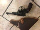 Moisin Nagant revolver