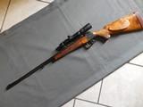 Heeren Single Shot Falling Block rifle