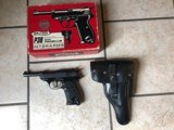 Walther P38 Parabellum pistol cal 9mm - 1 of 2