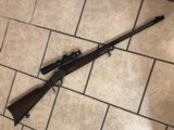 Browning High Wall Rifle cal. 45/70