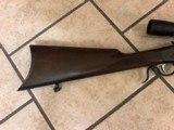 Browning High Wall Rifle cal. 45/70 - 3 of 4