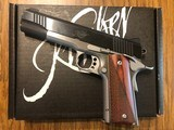 Kimber Custom 2 two tone 1911 pistol