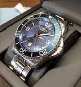 Texas Ranger Engraved Swiss Mechanical Watch David Wade Harris
