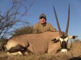 Jan Oelofse Hunting SafarisEst. in NAMIBIA since 1975 - 5 of 10