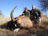 Jan Oelofse Hunting SafarisEst. in NAMIBIA since 1975 - 9 of 10