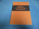 Group Of Seven Western Ammunition Handbooks, 1940s and 1950s - 7 of 7