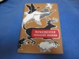 1950 Winchester Ammunition Handbook