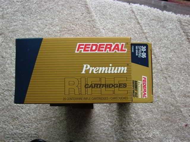Federal Premium .270