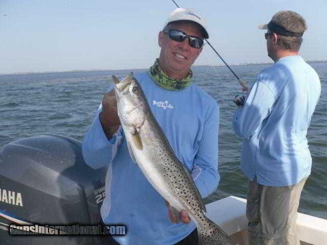 Fishing guide inshore sarasota bay tampa bay for Tampa bay fishing outfitters