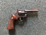 Smith & Wesson mdl 15 Combat Masterpiece .38 special