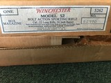 Winchester Mdl 52 .22 LR - 24 of 24