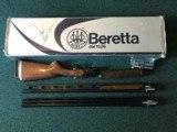 Beretta S682 XTR 12ga Trap