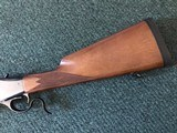 Browning mdl 1885 .22-250 - 2 of 23