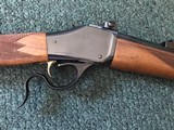 Browning mdl 1885 .22-250 - 6 of 23