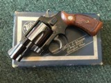 Smith & Wesson mdl 37 Airweight 38 Special