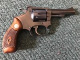 Smith & Wesson Pre 34 Kit Gun 22/32