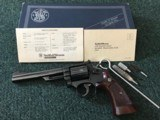Smith & Wesson 19-4 357 mag