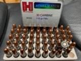Hornady Steel Match 30 carbine - 3 of 4