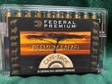 Federal Premium Safari 9.3x74R