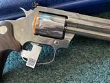 Colt King Cobra Model D 357 magnum - 4 of 15
