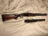 Remington 3200 Trap / Skeet Two Barrel Set(Recent Service by Laibs Gunsmithing)