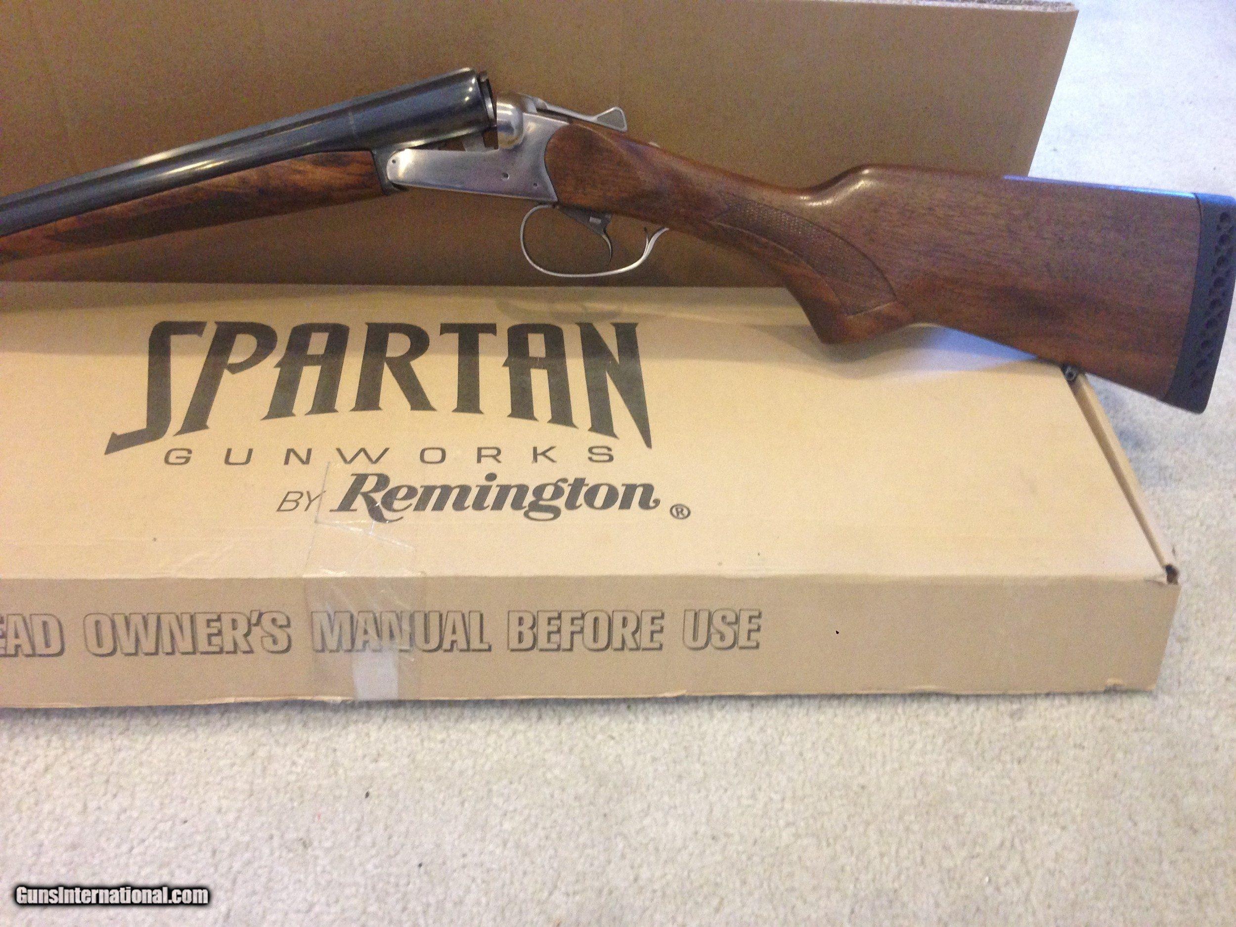 Remington Spr 210 SXS for sale