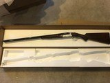 """CZ Grouse 20 Gauge SxS Shotgun. 28"""" barrels with raised rib, chrome-lined bores, 3"""" chambers, HARD TO FIND"""