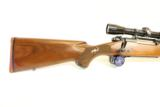 Very Nice Winchester Model 70 featherweight in .270 cal - 2 of 6