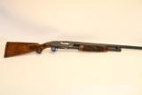 Ultra Rare Winchester Model 12 Stainless Engraved Pigeon Grade - 1 of 11