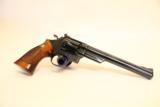 Smith & Wesson Model 57-2 Overstamp of Mod 29