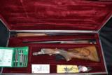 Krieghoff Classic SxS Standard Big Five Rifle in 470NE