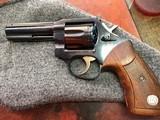 "Manurhin Mr73 4"" Revolver circa 1980 Rest-o-Mod"