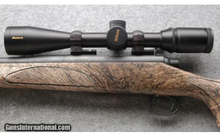 Remington 700 ADL Varmint in  22-250 Rem With Nikon Monarch