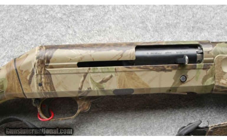 Benelli Super Black Eagle, 24 Inch With Turkey Choke, Camo