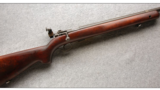 Winchester Model 75 Military Target Trainer .22 Long Rifle. Made in 1941 - 1 of 7