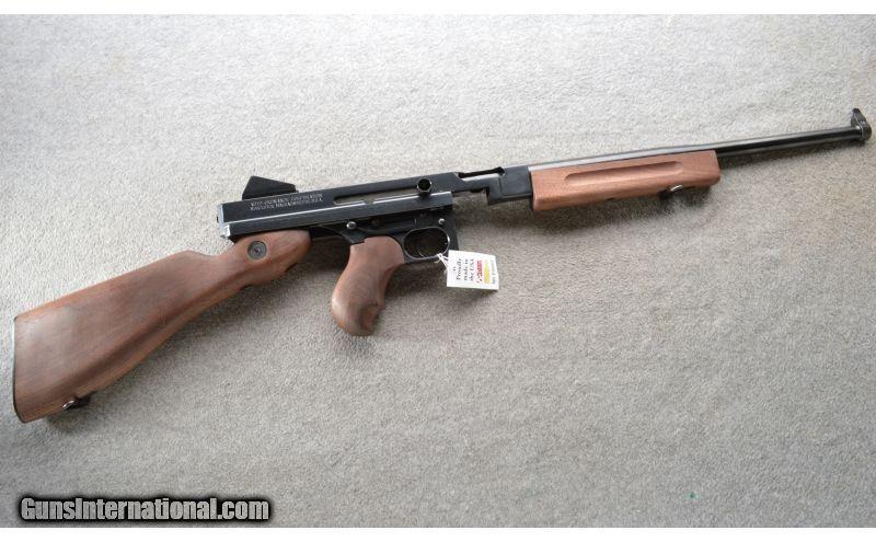 Auto Ordnance ~ M-1 Tommy Gun ~ 45 ACP