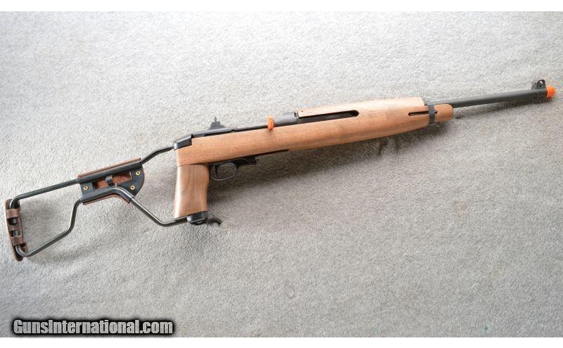 9913a166340863 Auto Ordnance ~ M1 Carbine Paratrooper ~ .30 Carbine - 1 of 9 ...