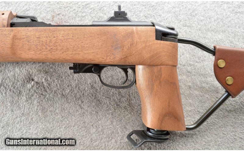 64da6de7da169a ... Auto Ordnance ~ M1 Carbine Paratrooper ~ .30 Carbine - 4 of 9 ...