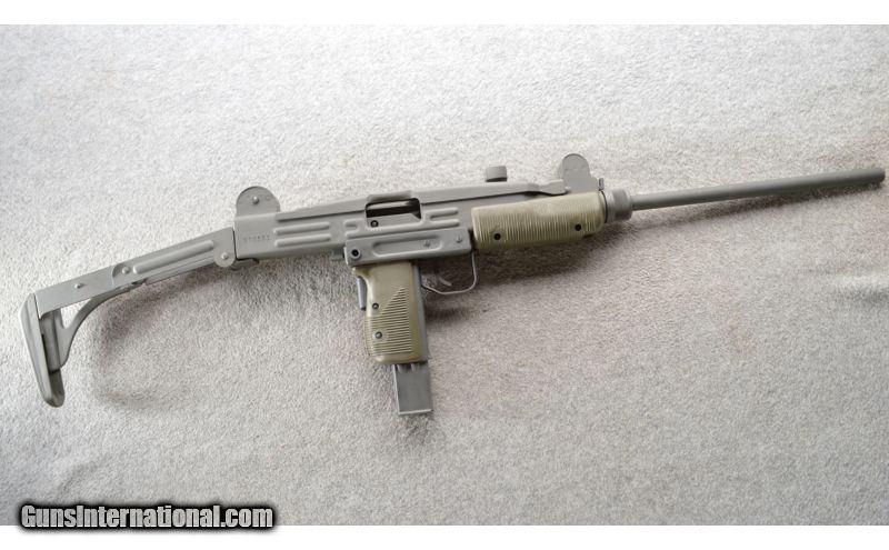 Group Industries ~ HR4332 Mini-Uzi Carbine ~ 9mm