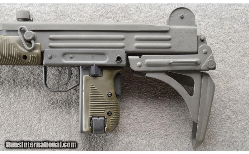 Group Industries Hr4332 Mini Uzi Carbine 9mm